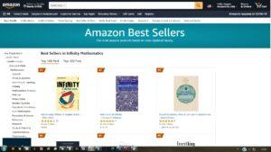 Amazon Best Seller #2